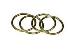 Žiedai karnizams COLOSSEO 25mm