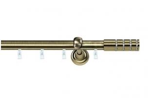 Karnizai Aspen Ǿ19 Rosetti sendintas auksas