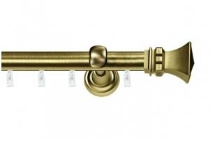 Karnizai Aspen Ǿ25 ORTO sendintas auksas